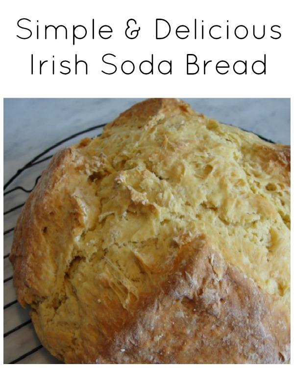 ... the internet. I opened the book to a recipe for Irish soda bread