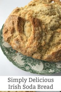 irish soda bread featured