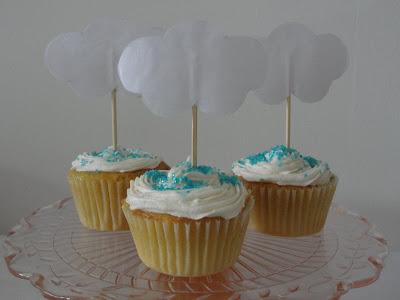 Pinter-what? Wedding Shower Cupcakes