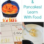 Literacy and Pancakes – Learn with Food