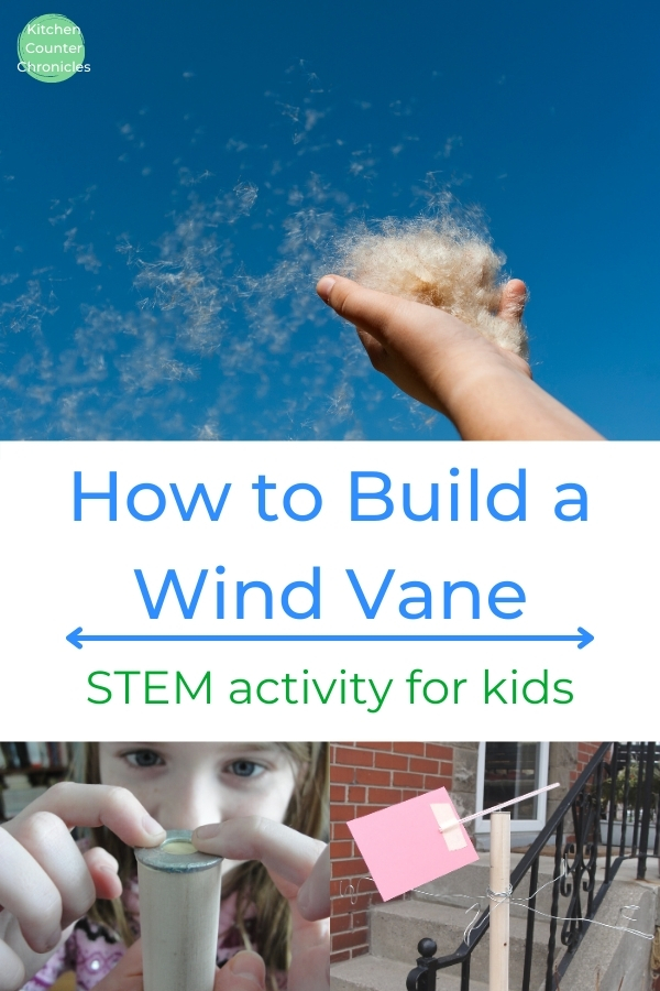 how to build a wind vane at home image of kid building wind vane