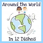 Around the World in 12 Dishes – time to take off!