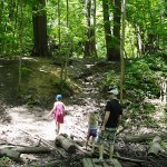 Green Life – taking father's day outside