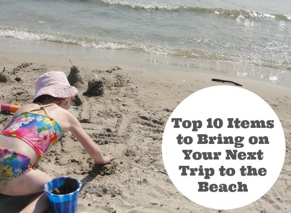 Top 10 Items to Bring on Your Next Trip to the Beach fb