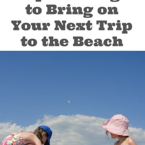 Top 10 Things to Bring on Your Next Trip to the Beach