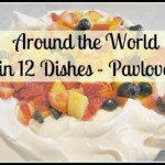 Around the World in 12 Dishes – Australia