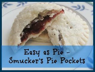 Easy As Pie – Smucker's Pie Pockets