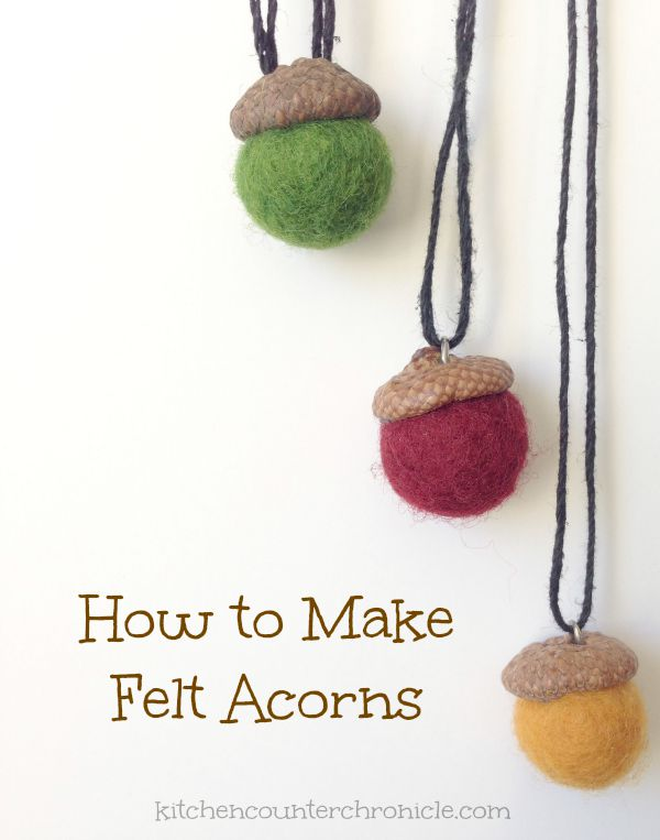 how-to-make-felt-acorns