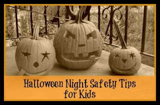 halloween night safety tips for families