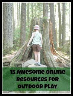 outdoor play websites