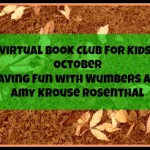 Virtual Book Club for Kids: Having Fun With Wumbers & Amy Krouse Rosenthal