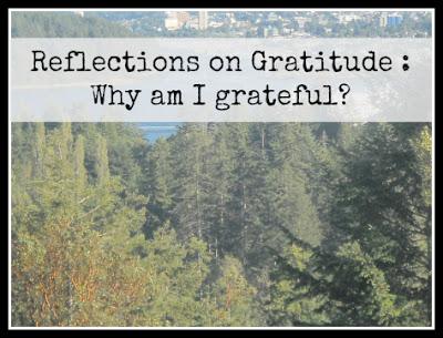 Why Am I Grateful?