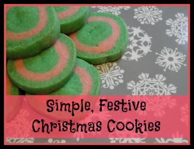 Simple, Festive Christmas Cookies