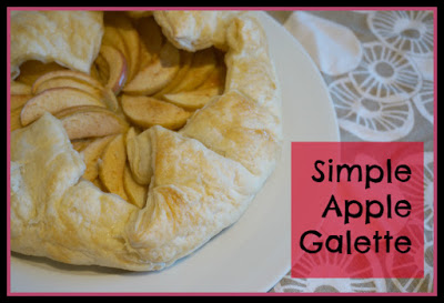 Around the World in 12 Dishes – Apple Galette