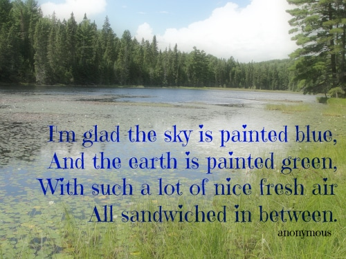 Happy Earth Day ~ 2013