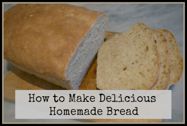 Homemade bread how to make delicious homemade bread - Make delicious sweet bread christmas ...