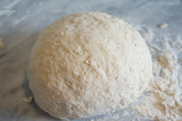 bread dough done