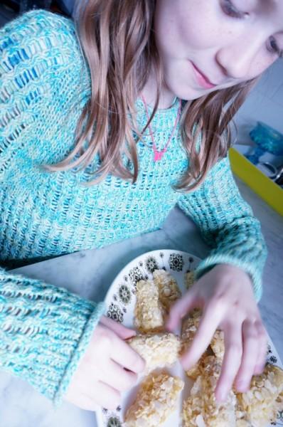 finland cookie kid