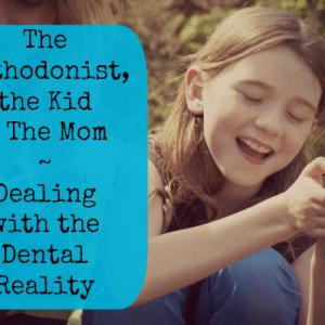 orthodontist and kid