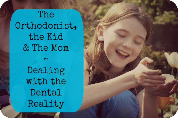 orthodontist and kid