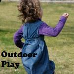 The Outdoor Play Party ~ Outdoor Spaces and Play Ideas