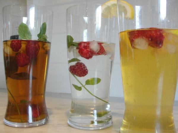 homemade iced tea three recipes