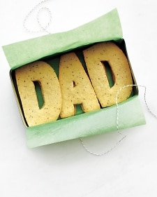 dad cookie