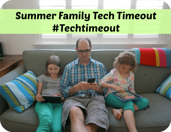 family tech timout