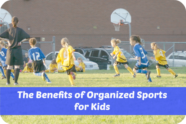 organized sports and kids