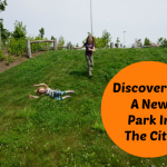 Outdoor Play Party – Discovering a New Park in the City