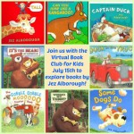 Virtual Book Club for Kids Preview – Jez Allborough