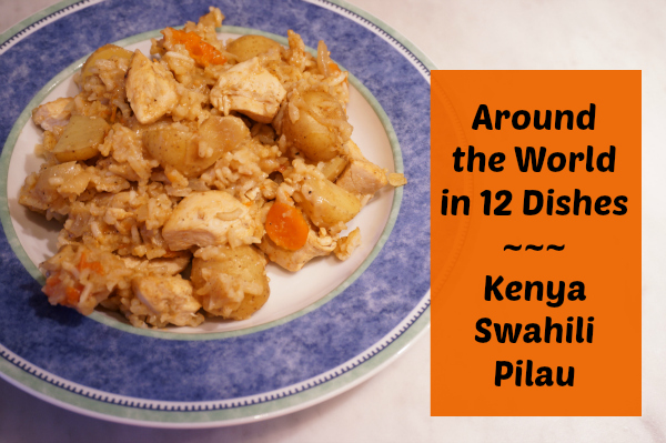 Delicious Kenya Swahili Pilau Recipe