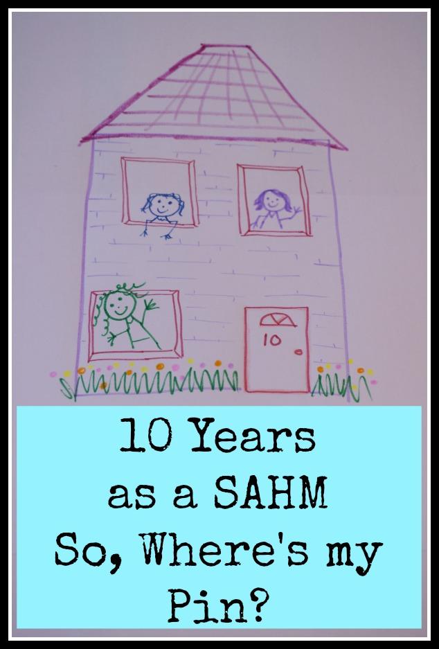 SAHM parenting