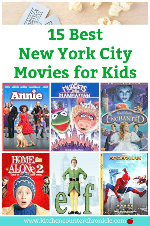 The Best New York City Movies for Kids