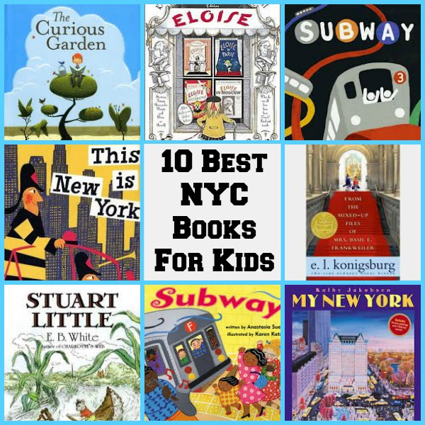 best new york city books for kids