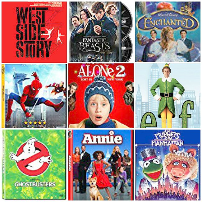 Best Christmas Movies Of All Time: New York City Movies For Kids : The Best Movies Set In New