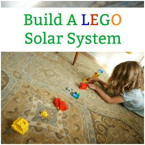 how to build a solar system from lego