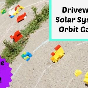 driveway solar system orbit game
