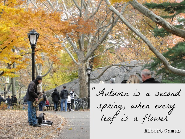 autumn quotation
