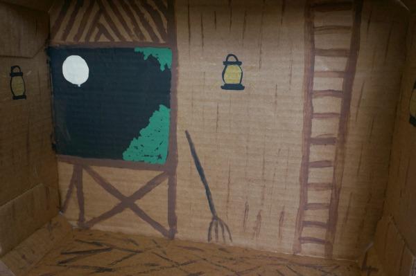 diorama background