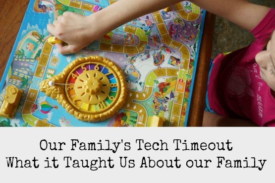 family tech timeout