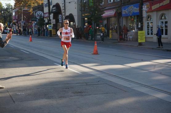 toronto marathon canadian