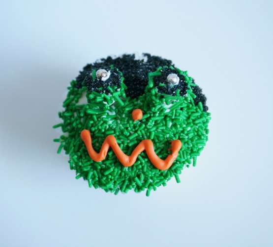monster cupcake solo
