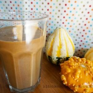 pumpkin latte smoothie final