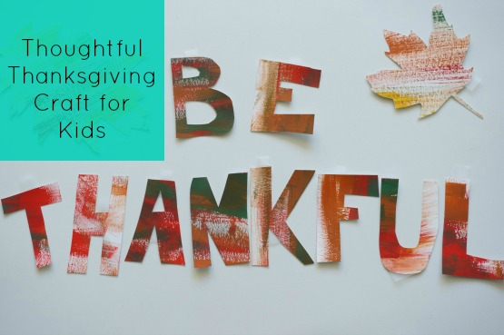 thanksgiving craft for kids 5