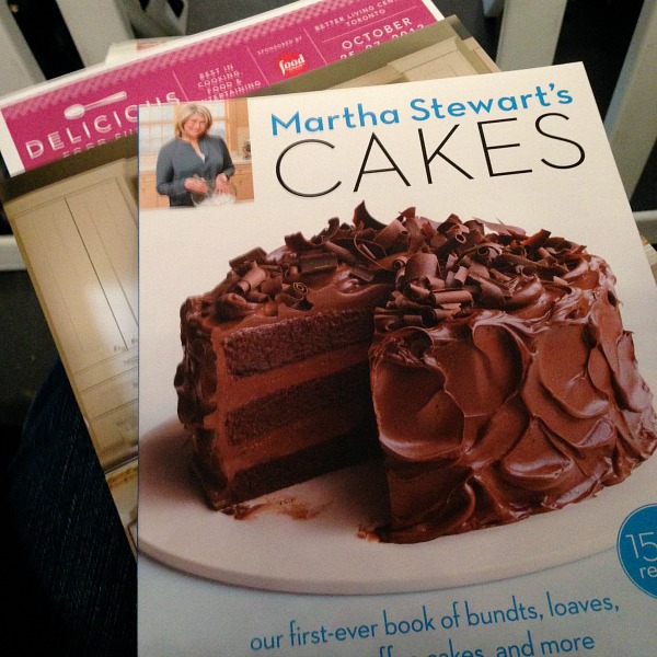 martha cookbook