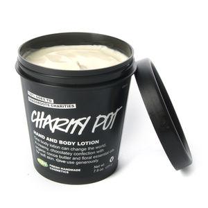 charity pot