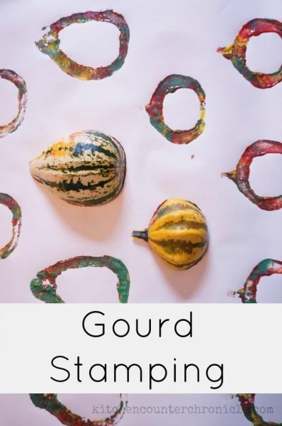gourd stamping