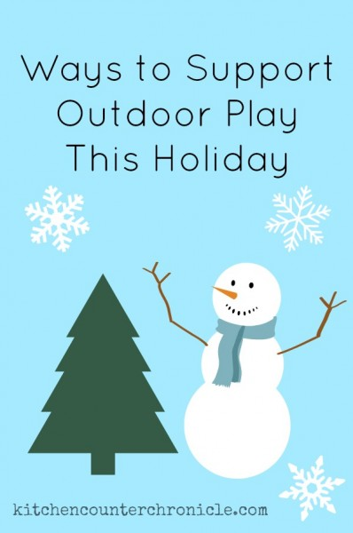 outdoor play organizations