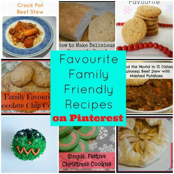 favourite family friendly recipes